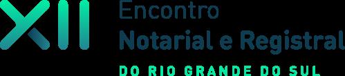 XII ENCONTRO REGISTRAL E NOTARIAL