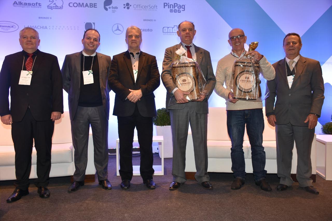 Coopnore Promove Ação De Sustentabilidade No XII Encontro Notarial E Registral Do RS